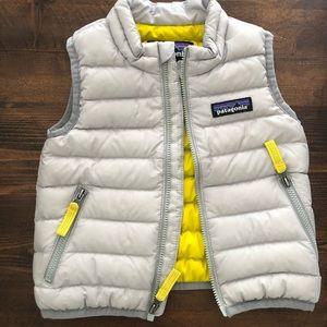 6–12 Months Patagonia vest